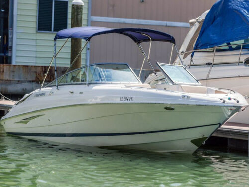 2012 Four Winns H260 | Used Boat Fort Myers
