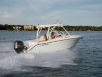 Century Boat 24 Resorter