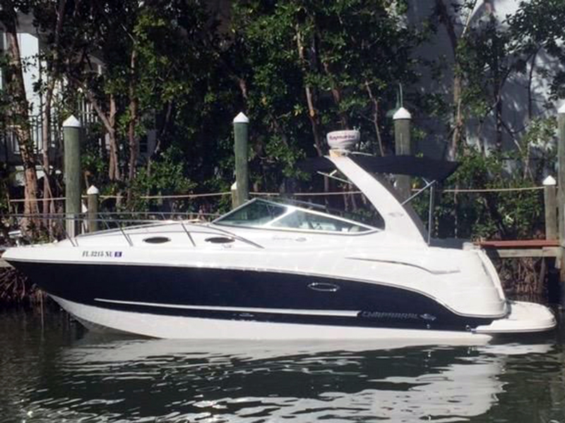 2008 Chaparral 280 Signature | Used Boat - Fort Myers