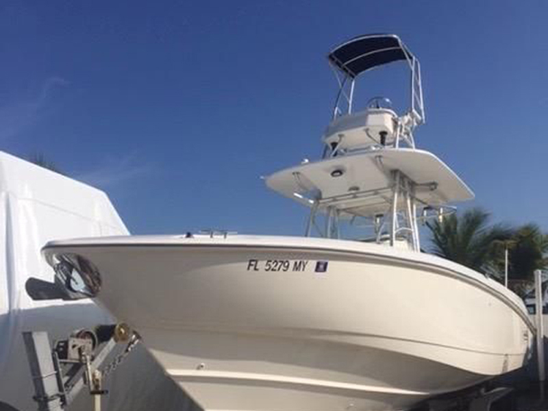 2004 Boston Whaler 320 Outrage - Sanibel Yacht and Slip