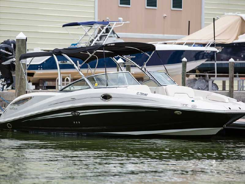 2008 Sea Ray Sundeck