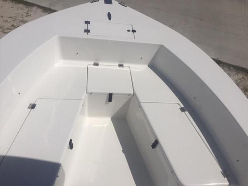 2017 Kencraft 190 Center Console