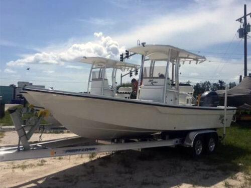 2017 Kencraft 238 Challenger Bay
