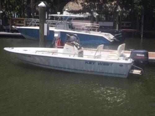 2000 Key West 196 Bay Reef Powerboat