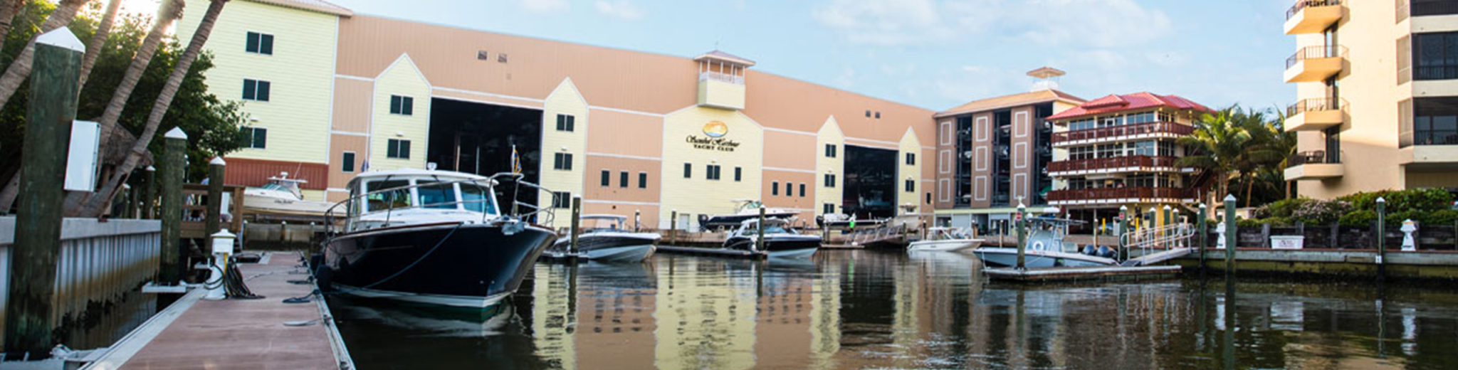 Boat Storage Fort Myers
