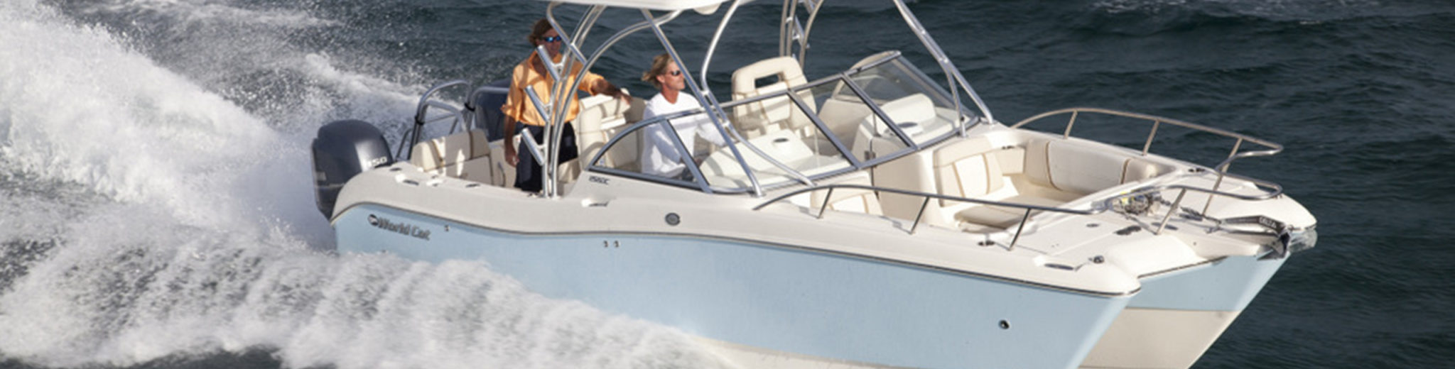 World Cat Boats for Sale Fort Myers