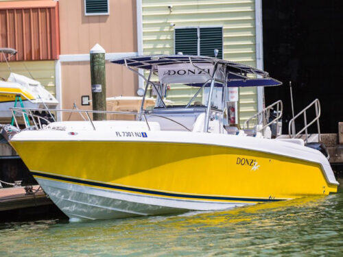 2006 Donzi 38 ZF Cuddy | Used Boats For Sale Fort Myers