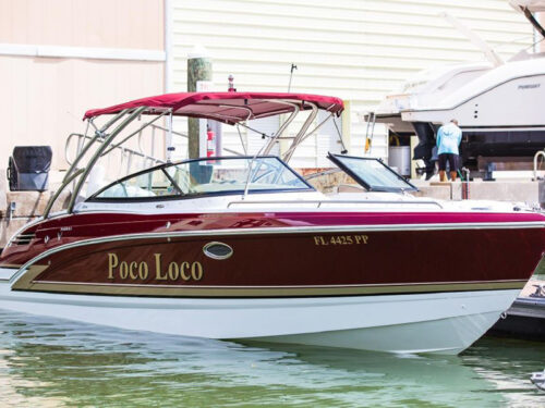 2013 Formula 290 Bowrider | Used Boats For Sale Fort Myers