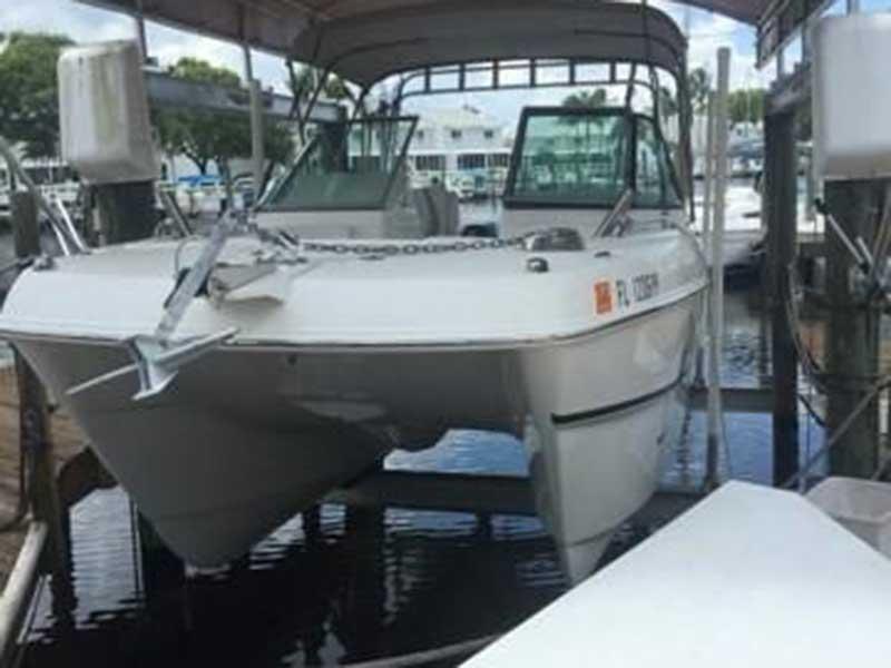 2013 Carolina Yacht Dual Console Powerboat