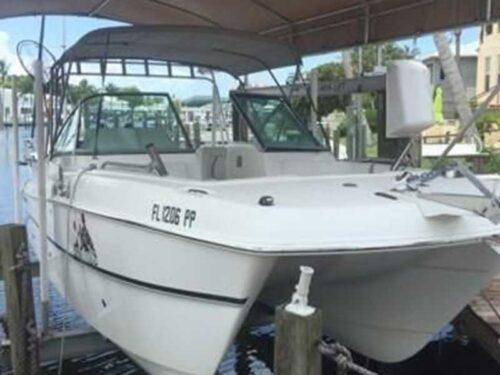 2013 Carolina Yacht Dual Console Powerboat
